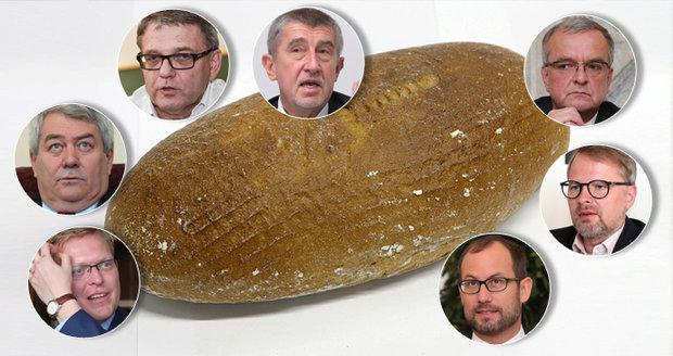 Anketa Blesku mezi lídry: Co stojí chleba? Co lístek na MHD? A jaký je důchod?
