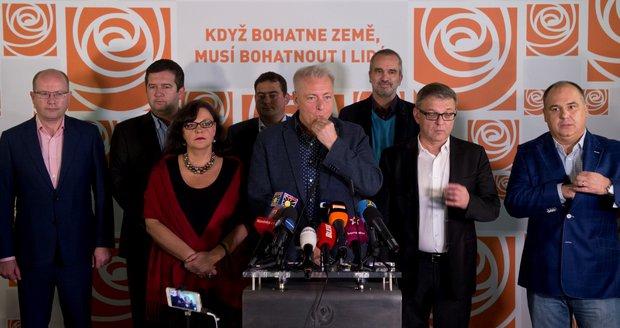Rychlý sjezd a odchod do opozice. Jihomoravská ČSSD chce restart strany