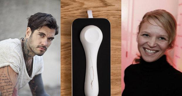 První potetovaný vibrátor na světě vznikl v Česku! Může za to sexy dvojice umělců