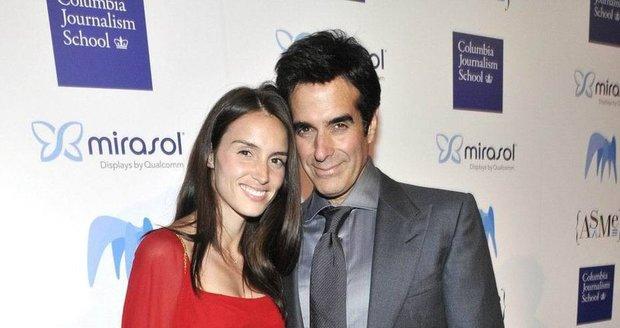 Chloe Gosselin porodila před více než rokem Davidovi dceru.