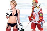 Man�elka hokejisty �ervenky u� pracovat nechce: Rodinn� �ivot m� napl�uje