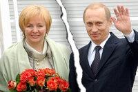 Supermocný prezident Vladimir Putin: Krach manželství!
