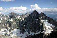 Tragédie na Slovensku: V Tatrách se zabili tři horolezci, zranil se i Čech