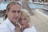Vdaná Kočí: S manželem ze seznamky mají líbánky lastminute