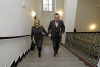 Kauza Nečasová: Soudkyně byla prý podjatá. Nečas lhal, tvrdí senát