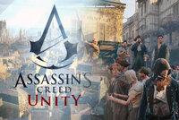 Assassin�s Creed Unity je historick� v�prava pln� pl�iv� akce i technick�ch chyb