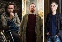 Nové seriály jsou plné krásných chlapů! Kdo bude idolem?