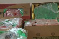 Kokain za miliardu ukrytý v banánech spálí: Policie vystopovala cestu drogové zásilky