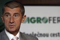 Chemie a hnojiva katapultovaly zisk Babi�ova Agrofertu na 8,6 miliardy korun