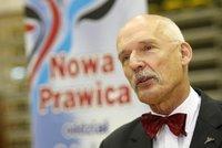 Polský europoslanec pozurážel ženy. Za sexistické řeči ho teď stihl trest
