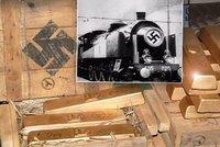 Hled�n� nacistick�ho vlaku pln�ho zlata m�e za��t! Pam�tk��i povolili vykop�vky