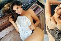 Kalendář Kelly Brook (35): Rok 2016 bude sexy!