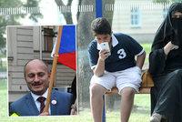 České děti tu válčí s arabskými, hřímali v Teplicích odpůrci islámu. Ano?