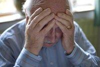 Peklo v pražských domovech důchodců? Každý desátý senior v nich trpěl podvýživou