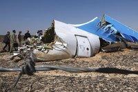 Před zřícením se z airbusu ozývaly podivné zvuky, na jeho palubě zahynulo 224 lidí