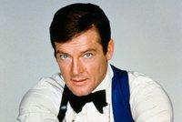 Neporaziteln�ho Jamese Bonda porazila rakovina: Herec Roger Moore ztratil dceru