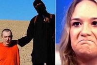 Viděla jsem, jak tátovi uřízli hlavu na Instagramu, pláče dcera oběti džihádisty Johna