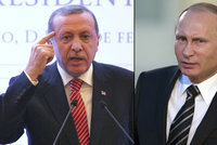 Putin: Sest�elen� rusk�ho letadla m�lo zakr�t ropn� �k�efty� Turk� s ISIS
