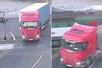 Vjel na přejezd a srazil se s vlakem: Řidič kamionu dostal jen podmínku