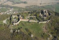 Olomoucký hrad, Bouzov nebo Šternberk – památky Olomoucký kraj