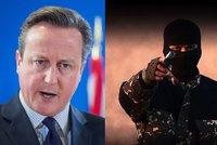 """""""Camerone, imbecile, otroku Bílého domu."""" ISIS prý popravil pět britských špionů"""