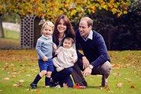 Rodina Kate a Williama m� nov�ho �lena: Jmenuje se Marvin