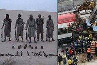 Al-Káida slíbila Evropě masakr. Teroristé vyhrožují Římu, Madridu a Neapoli