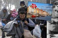 Dánové oberou migranty o majetek. Kritici v tom vidí nacistické okrádání Židů