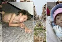 Syrské město obléhané ISIS umírá hlady: Zemřelo už 20 lidí, mezi nimi i děti