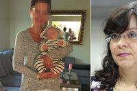 Norové prohráli soud o českou holčičku. A Marksová si stěžovala na její matku