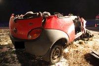 Nejméně tragický leden od roku 1990: Na silnicích zemřelo 28 lidí