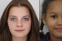 Natalia (13) a Alexa (15) utekly z domova. Zoufalí rodiče prosí: Neviděli jste je?