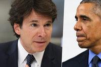 Obama by mohl příští rok zamířit do Česka, připustil velvyslanec Schapiro