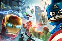 Kdy� se i superhrdinov� rozlo��: Recenze LEGO Marvel�s Avengers