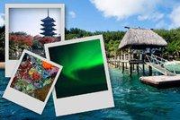 Nejkr�sn�j�� zem� na sv�t�: Kam vyrazit letos na dovolenou podle Lonely Planet?