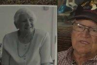 V�le�n� veter�n (93) se po 70 letech vyd� za svou ztracenou l�skou