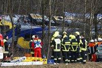 D�siv� sr�ka vlak� v Mnichov�: 4 mrtv�, sto zran�n�ch