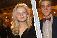 Konec l�sky s bledou Ani�kou: Pi�kula se roze�el s dcerou Asterov�!