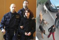 Šílená řidička teď týrá zvířata: Nic jí neprodávejte, apelují chovatelé