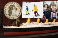 22 tip� na v�kend: P�iplul Titanic a nejdra��� mince sv�ta!