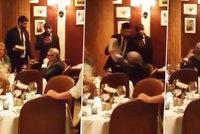 Trest pro opozi�n�ho rusk�ho politika: Video z �dortov�ho �toku� na Kasjanova