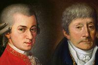 Žádní rivalové? Mozart a Salieri složili společné dílo, našli ho v Praze