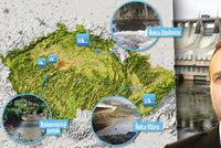 Vl�da bojuje proti such� pohrom�. D� miliardy na nov� n�dr�e a rybn�ky