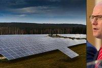 Podpora obnovitelným zdrojům se nejspíš nesníží. Vláda se bojí soudů a sporů