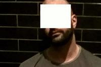 V Praze dopadli mezinárodně hledaného zločince, v Česku se schovával 6 let