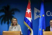 """Brusel si """"plácl"""" s Havanou. Vztahy EU s karibským ostrovem čeká normalizace"""