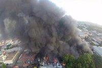 Tragédie v Bolívii: Sedm lidí zemřelo při havárii letadla