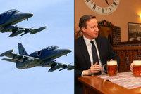 Česko může prodat L-159 do Iráku i s britskými radary. Království ustoupilo
