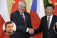 Sněmovní třenice kvůli Číně: Hamáček zaštítil seminář, Němcová bije na poplach