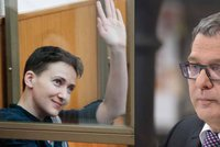Zaorálek napsal do Kremlu: Neprodleně propusťte Savčenkovou